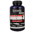 Ultimate Nutrition's Omega-3